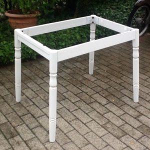 Tischgestell (Shabby-chic)
