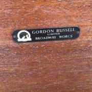 Designer-Couchtisch von Gordon Russell