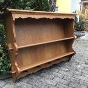 Wandregal, Garderobe, Holzregal