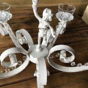 Tischdeko, Kerzenhalter