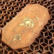 Couchtisch, Holztisch (Antiquität)