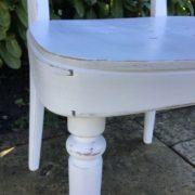 Stuhl, Holzstuhl, Pferd, Kinderzimmer (shabby)