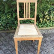 Stuhl, Holzstuhl (Shabby, Landhausstil)