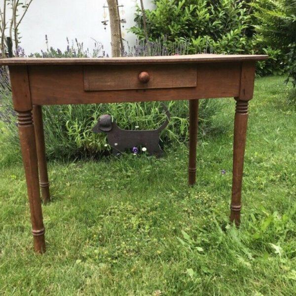 Holztisch, Beistelltisch