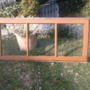 Holzfenster, Dekoration