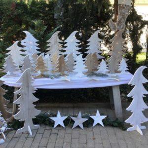 Weihnachtsdeko, Tannenbaum, Christbaum