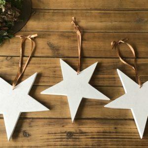 Weihnachtsdekoration, Sterne