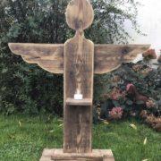 Holzengel, Engel, Weihnachtsdekoration