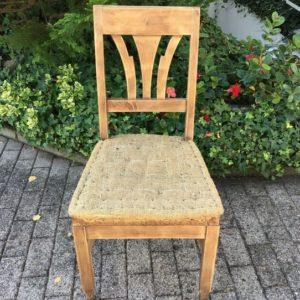 Stuhl, Holzstuhl