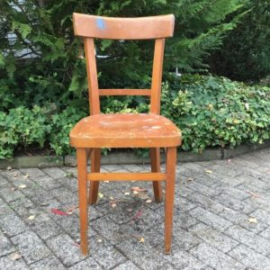 Küchenstuhl, Holzstuhl