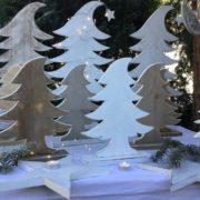 Weihnachtsdeko, Tannenbaum, Engel