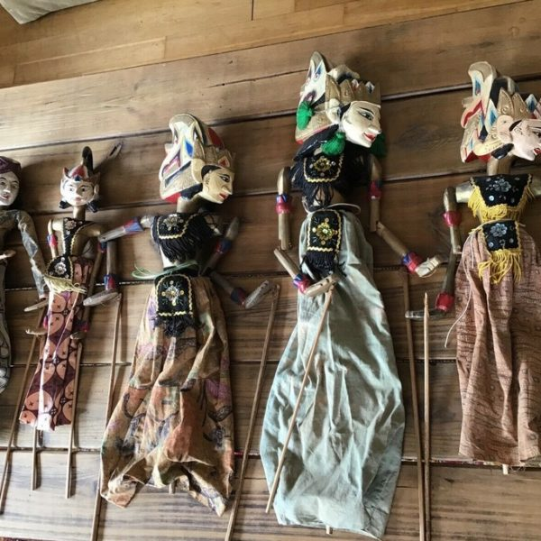 Marionette, Theaterpuppe