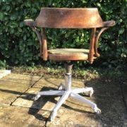 Origineller Stuhl, Schreibtischstuhl (Vintage)