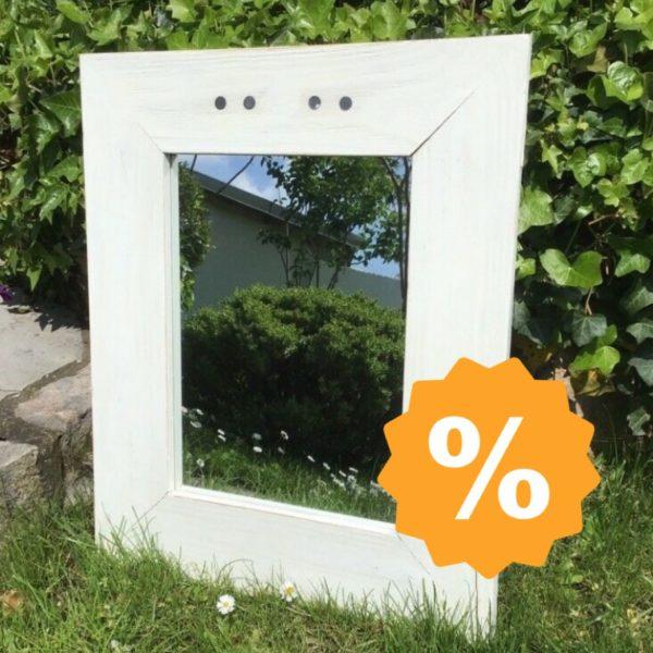 Spiegel, Holzspiegel (shabby, Landhausstil)