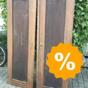 Alte Türen, Deko