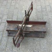 Alte Gehrungssäge von 1903 (Antiquität, Werkzeug)