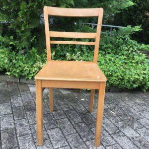 Alter Stuhl, Holzstuhl, Küchenstuhl (Shabby, Vintage)