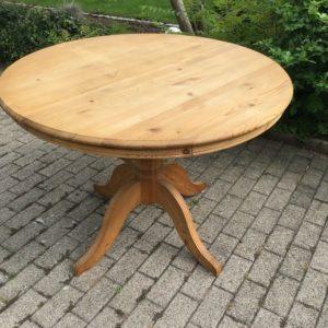 Ausziehbarer Esstisch, Tisch, Holztisch (Landhausstil)