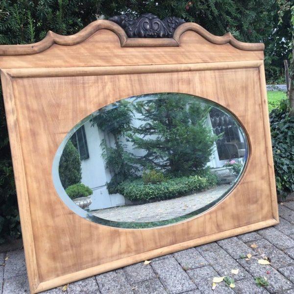 Großer Spiegel, Dekoration (Antiquität, Landhausstil)