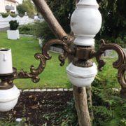 Leuchter, Deckenlampe (Shabby, Landhausstil)
