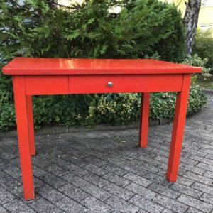 Alter Esstisch, Tisch, Holztisch (Vintage)