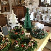 Deko, Weihnachtsdeko, Adventskränze u.v.m. (Shabby, Landhausstil)