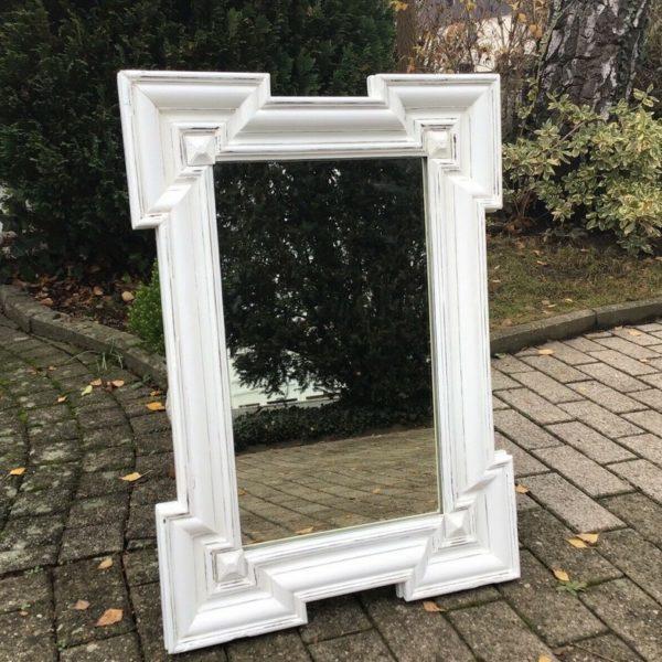 Antiker Spiegel (Gründerzeit, Shabby-chic, Landhausstil)