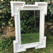 Antiker Spiegel (Gründerzeit, Shabby, Landhaus)