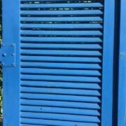 6 Fensterläden, Holzfensterladen (Landhausstil)