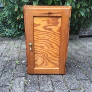 Holzschränkchen, Werkzeugschrank, Bastelmaterial (Shabby)