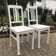 4 antike Stühle, Holzstühle (Gründerzeit, Jugendstil, Shabby)