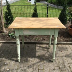 Alter Holztisch, Tisch, Küchentisch (Shabby, Landhaus)