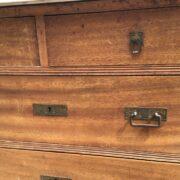 Kommode, Schubladenkommode, Waschtisch (Jugendstil, Antiquität)