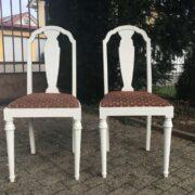 2 antike Stühle, Holzstuhl (Jugendstil, Shabby, Landhaus)