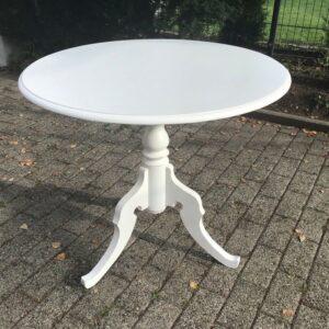 Alter Tisch, Holztisch, Beistelltisch (Shabby, Landhaus)