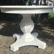 Esstisch, Holztisch, Tisch (Shabby-chic, Landhausstil)